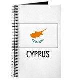 Cyprus Flag Journal