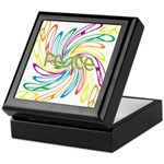 Peace Signs Keepsake Box