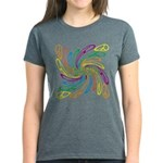 Peace Signs Women's Dark T-Shirt