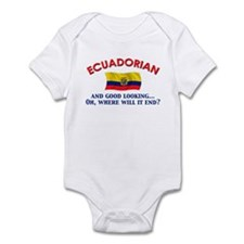 Good Lkg Ecuadorian 2 Infant Bodysuit
