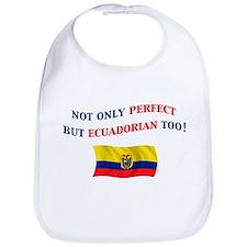 Perfect Ecuadorian 2 Bib