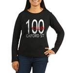 The 100 Club Oxford ST Women's Long Sleeve Dark T-