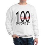 The 100 Club Oxford ST Sweatshirt