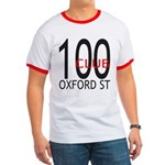 The 100 Club Oxford ST Ringer T