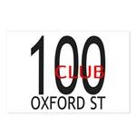 The 100 Club Oxford ST Postcards (Package of 8)