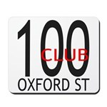 The 100 Club Oxford ST Mousepad