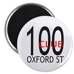 The 100 Club Oxford ST Magnet