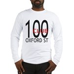 The 100 Club Oxford ST Long Sleeve T-Shirt
