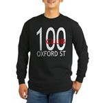The 100 Club Oxford ST Long Sleeve Dark T-Shirt