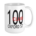 The 100 Club Oxford ST Large Mug