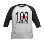 The 100 Club Oxford ST Kids Baseball Jersey