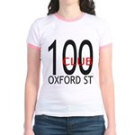 The 100 Club Oxford ST Jr. Ringer T-Shirt