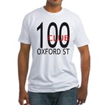 The 100 Club Oxford ST Fitted T-Shirt