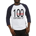 The 100 Club Oxford ST Baseball Jersey