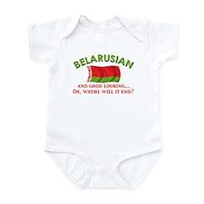 Good Lkg Belarusian 2 Infant Bodysuit