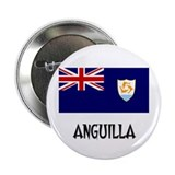 "Anguilla Flag 2.25"" Button (10 pack)"