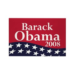 Barack Obama 2008 Political Magnet