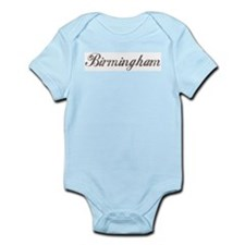 Vintage Birmingham  Infant Creeper