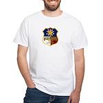 Guadalupe Peak, Texas White T-Shirt