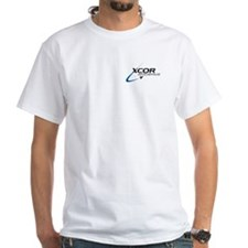 XCOR Aerospace White Logo T-Shirt