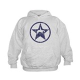 Western Pleasure Star Male Rider Hoodie