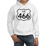Hooded US Hwy. 466 Sweatshirt