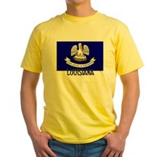 Louisiana Flag T