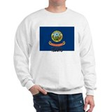 Idaho Flag Sweatshirt