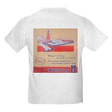 Kids Whistle Soda Pop T-Shirt