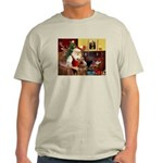 Santas Airedale Light T-Shirt