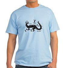 Moche Dragon T-Shirt