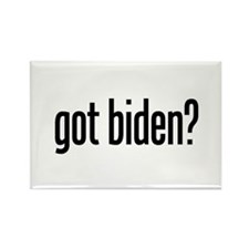 got biden? Rectangle Magnet (100 pack)