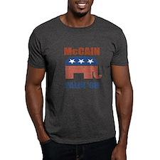 McCain Palin Republican Logo T-Shirt