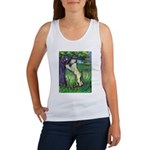 Wheatie Squirrel Chaser Women's Tank Top