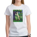 Wheatie Squirrel Chaser Women's T-Shirt