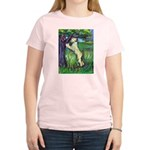 Wheatie Squirrel Chaser Women's Light T-Shirt