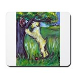 Wheatie Squirrel Chaser Mousepad