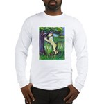 Wheatie Squirrel Chaser Long Sleeve T-Shirt