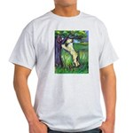 Wheatie Squirrel Chaser Light T-Shirt