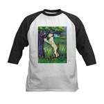 Wheatie Squirrel Chaser Kids Baseball Jersey