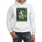 Wheatie Squirrel Chaser Hooded Sweatshirt