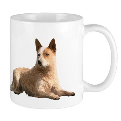 Cattle Dog Mug