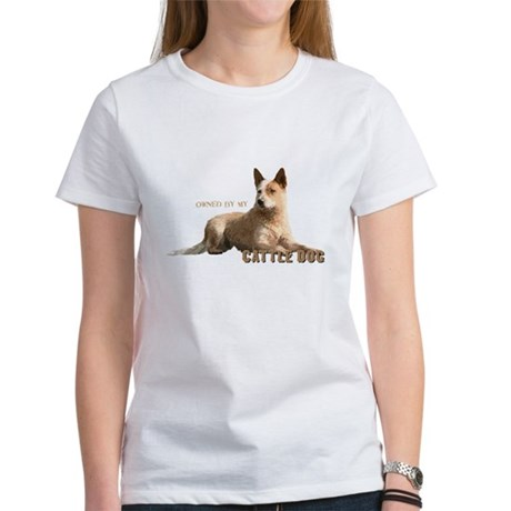Cattle Dog Women's T-Shirt