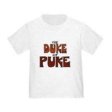 Duke of Puke Red T-Shirt