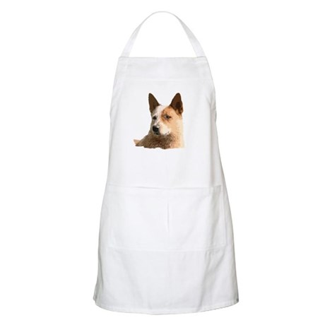 Cattle Dog BBQ Apron