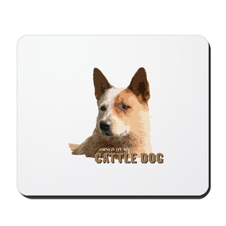 Cattle Dog Mousepad