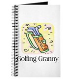 Golfing Granny Journal