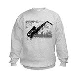 Sax Graffiti Sweatshirt