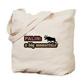 Palin's Moosetake Tote Bag