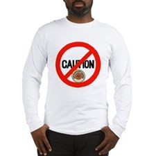 Caution X Long Sleeve T-Shirt